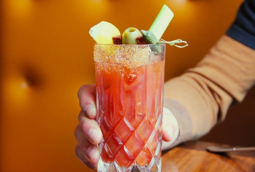 Virginias bloody mary
