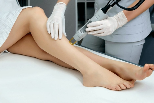 Step up skin laser legs thanks