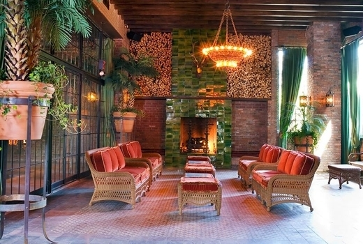 Bowery hotel chairs