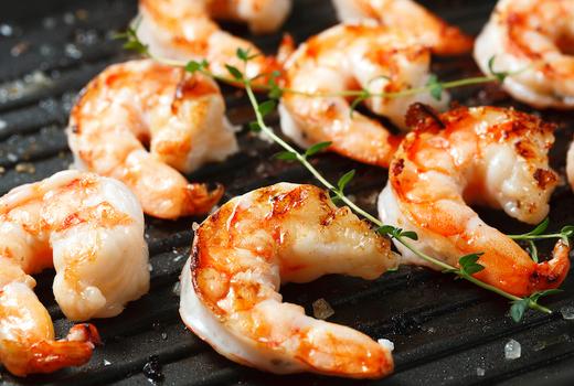 Ela taverna shrimp cooked yum