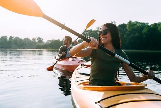 Diamond mills kayaking