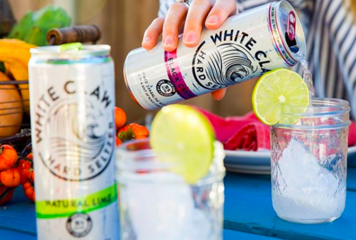 Wine fest white claw