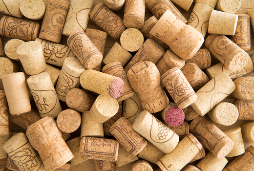 Wine fest bottle corks nyc