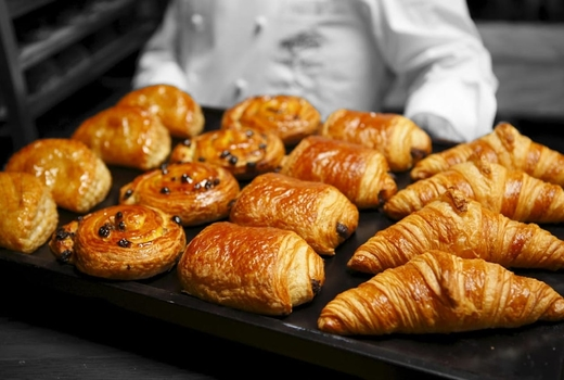 Davidovich bakery croissant baked goods