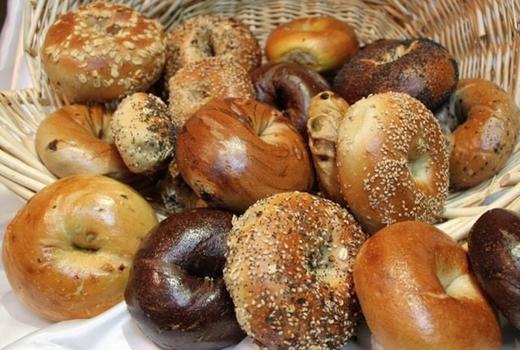 Davidovich bakery bagels big nyc