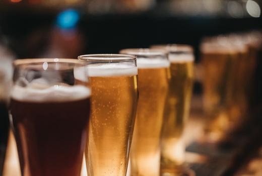 Nyc craft beer festival beers line brews