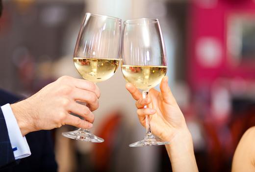 Sugarcane white wine cheers nyc