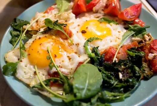 Ela taverna eggs brunch morning