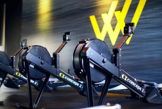 Row house machines rowing nyc