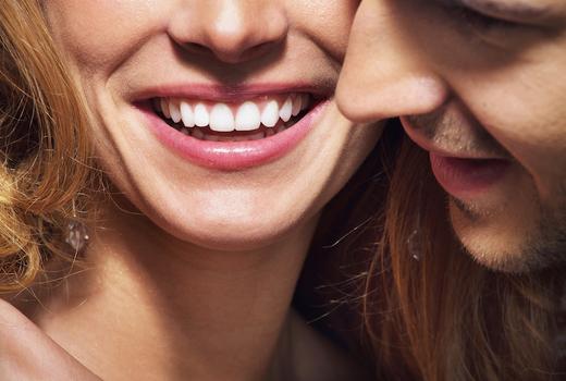 Smile arts smiling couple
