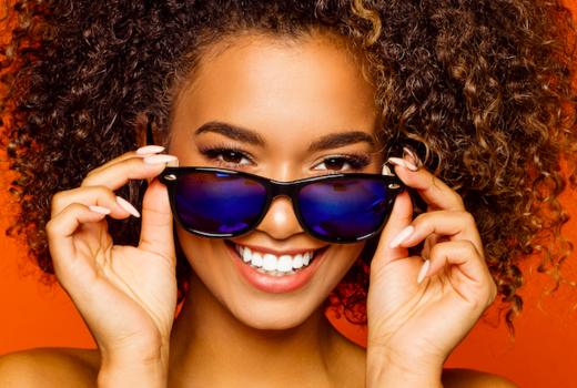 Smile arts white teeth woman smile