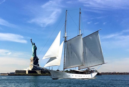Manhattan by sail 2019 statue of liberty nyc wow