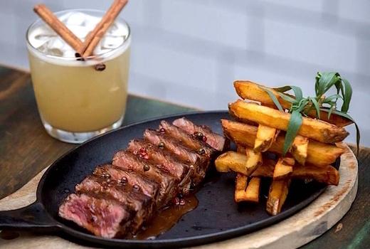 Hotel chantelle steak