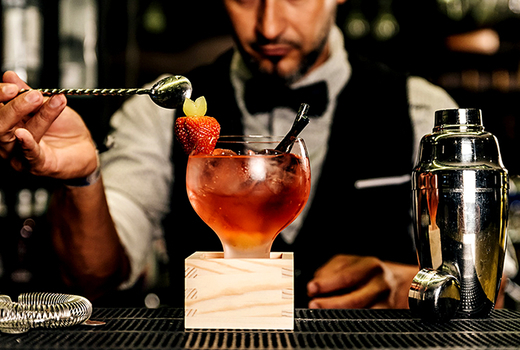 Hotel chantelle mixology artisan cocktails