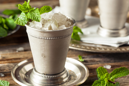 Village lantern kentucky derby mint julep