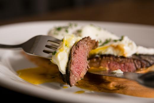 Wild steak eggs brunch nyc love