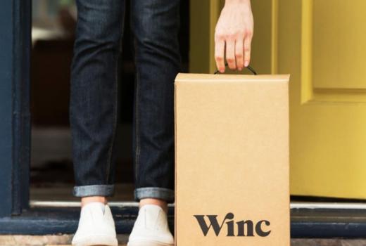 Winc that door delivery