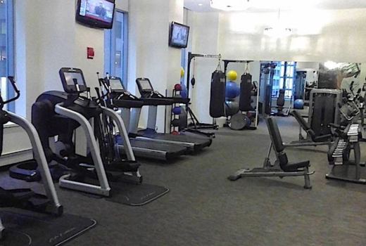 Exude fitness treadmills fitness gear