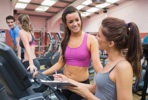 Exude fitness assessment body type