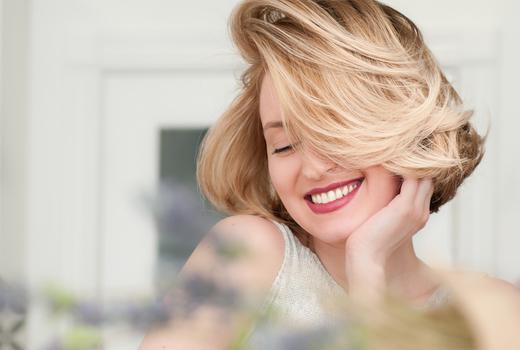 Gc salon hair blond cut highlights