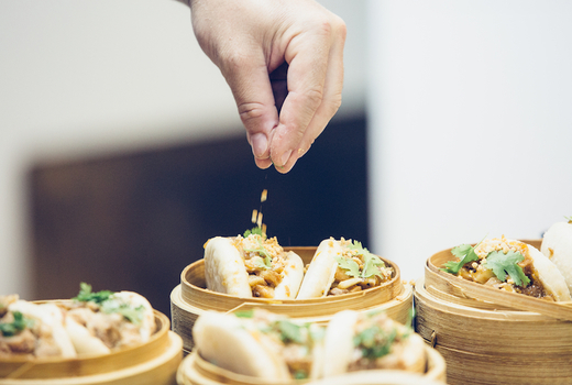 Natsumi gramercy chefs hand