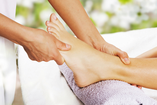 Ve medspa salon spa pedicure massage