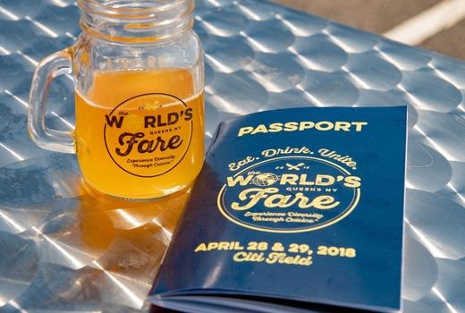 2019 worlds fare beer passport