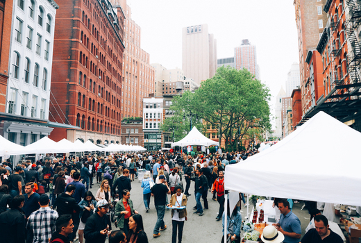 2019 taste of tribeca people love nyc