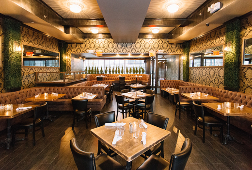 The ainsworth fidi brunch nyc inside cool
