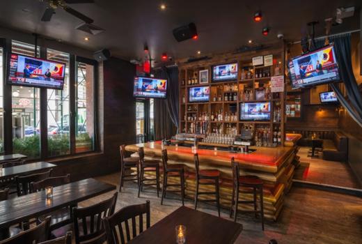 Sidebar nyc memorial day inside bar