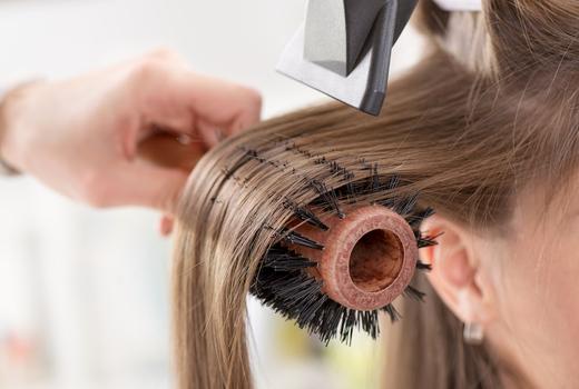 Glosslab blowdry haircare glossy