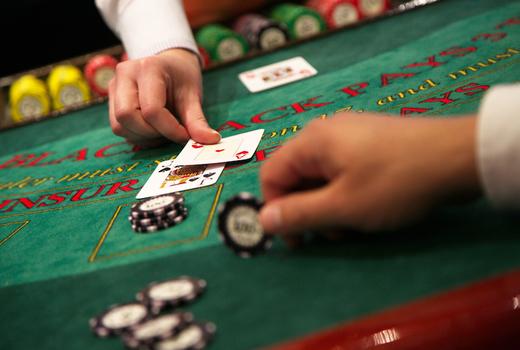 Ama casino night blackjack card play