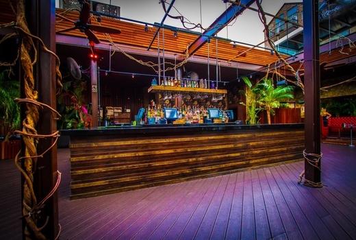 Ama casino night outdoor bar rroftop