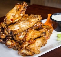 Hudson station mdw wings sauce yum