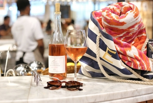 Eataly summer holiday rose