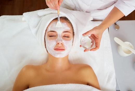 Midtown beauty mask facial skin