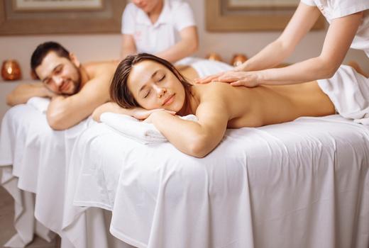 Midtown beauty couples massage