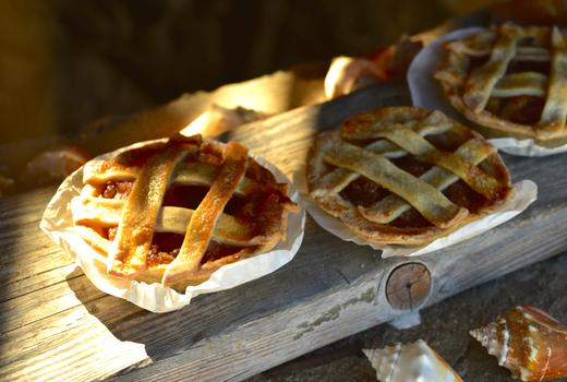 Ciderfeast pies