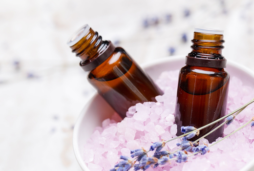 Skin spa aromatherapy products