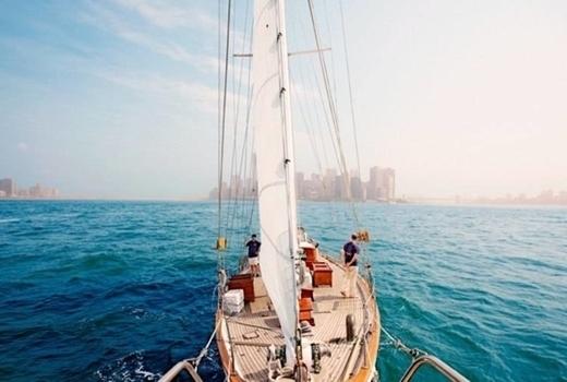 Manhattan by sail new