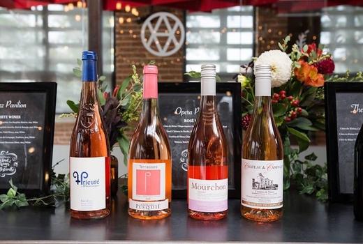 Cotes du rhone wine food fest wines lineup