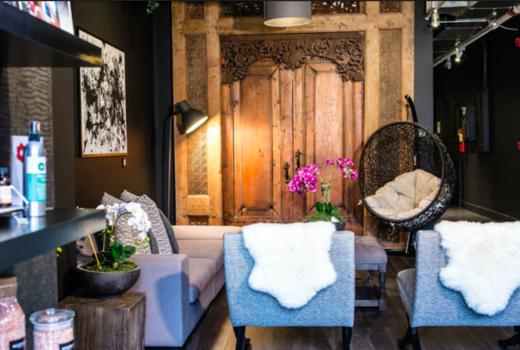 Ann sofia seats cozy ancient doors