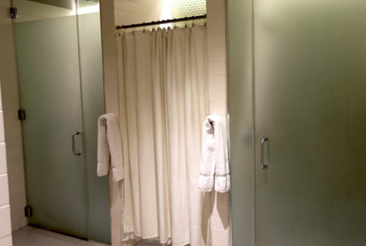 Drive 495 fitness showers