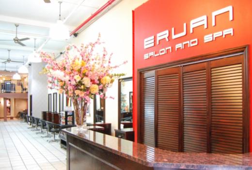 Eruan salon spa inside cute pretty