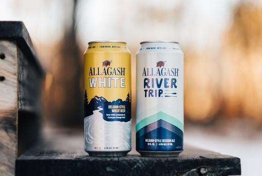 Allagash food 52 cans pours sips
