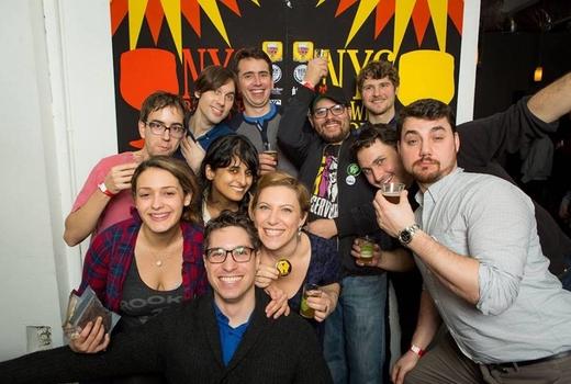 Brewers choice 2019 friends drinking fun