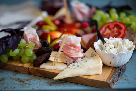 Brewers choice 2019 cheese charcuterie
