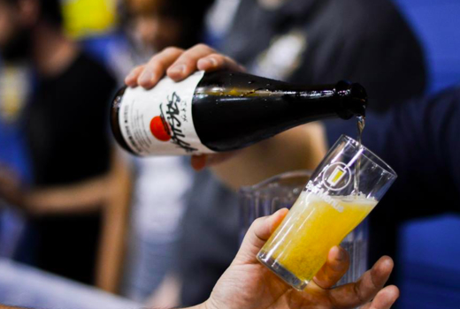Brewers choice 2019 beers pour