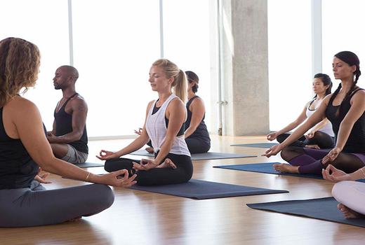 Yogaworks namaste breathe