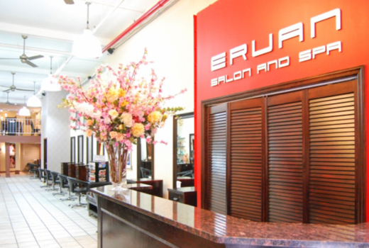 Eruan salon spa inside cute pretty